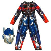 TRANSFORMERS DARK OF THE MOON ROBO POWER Costume OPTIMUS PRIME (Small)