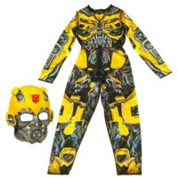 TRANSFORMERS DARK OF THE MOON ROBO POWER Costume BUMBLEBEE (Small)