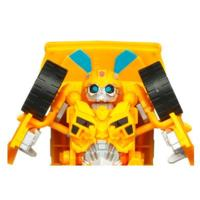 TRANSFORMERS DARK OF THE MOON ROBO POWER GO-BOTS BUMBLEBEE