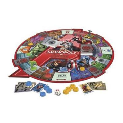 Monopoly Marvel Avengers