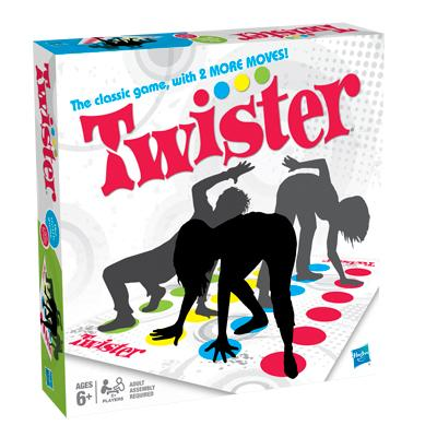 the game twister
