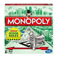 Monopoly House Rules Edition