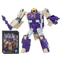 Transformers Generations Titans Return Voyager Blitzwing and Hazard