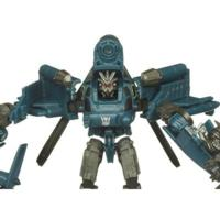 TRANSFORMERS DARK OF THE MOON CYBERVERSE Commander Class BLACKOUT