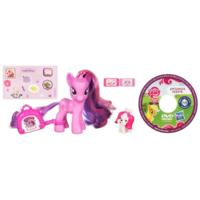 MY LITTLE PONY TWILIGHT SPARKLE Figure with DVD
