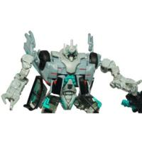 TRANSFORMERS DARK OF THE MOON MECHTECH Deluxe Class JOLT