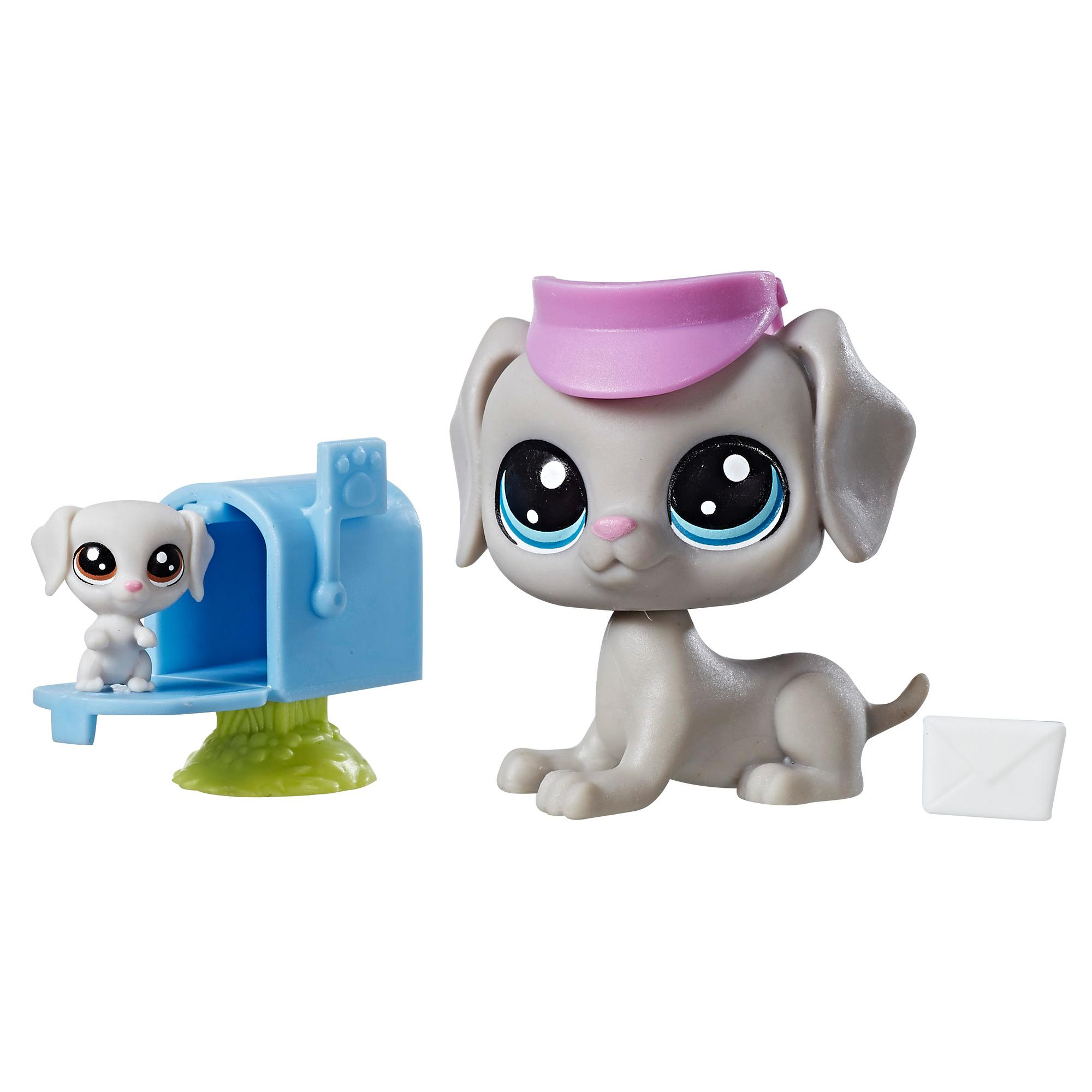 Littlest Pet Shop Bill Weimaran.Bertie Weimaran