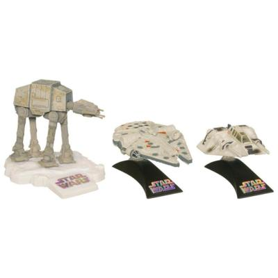 STAR WARS TITANIUM SERIES Die-Cast Vehicle Pack (Episode V)