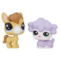 Littlest Pet Shop Mini 2-Pack (lamb.donkey)