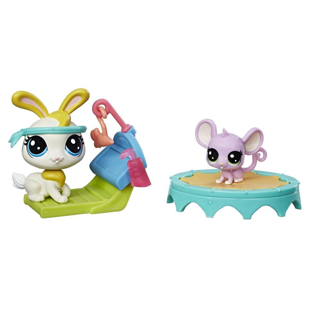 Littlest Pet Shop Gym Buddies