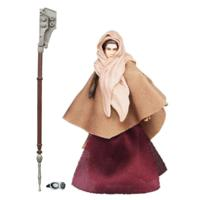STAR WARS RETURN OF THE JEDI The Vintage Collection PRINCESS LEIA (Sandstorm Outfit) Figure