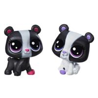 Littlest Pet Shop Black & White BFFs