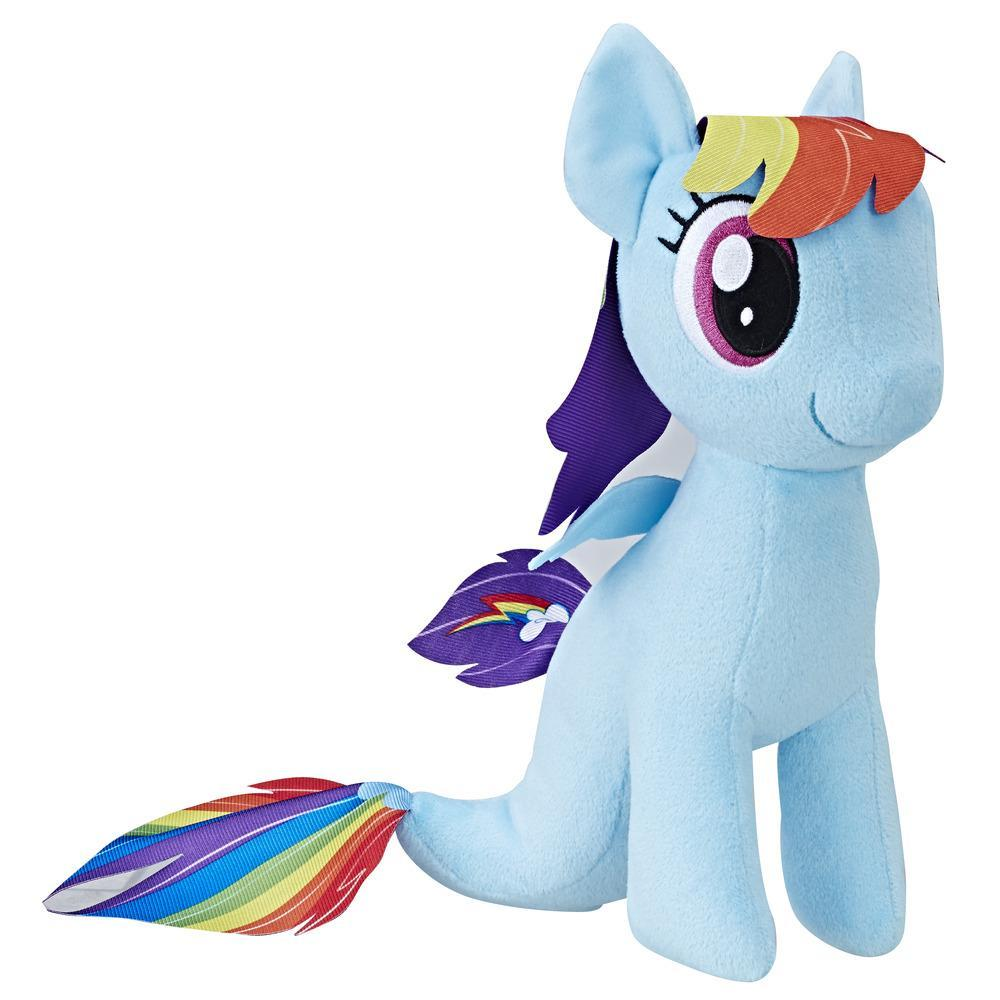 My Little Pony the Movie Rainbow Dash Sea-Pony Soft Plush