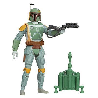 Star Wars Saga Legends Boba Fett Figure
