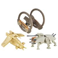 Star Wars: Attack of the Clones Micro Machines 3 Pack Clone Clash