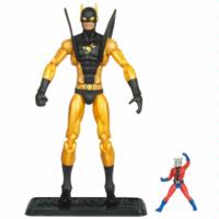 Marvel Universe Yellowjacket with Ant Man