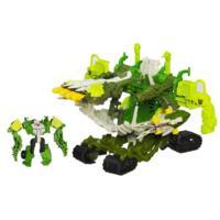 Transformers Prime Beast Hunters Apex Hunter Armor Suit with Breakdown Figure
