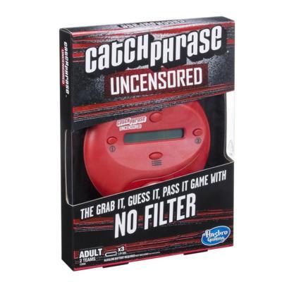 Catch Phrase: Uncensored