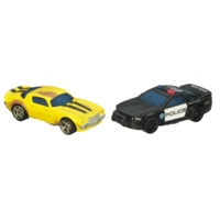 TRANSFORMERS RPM: BATTLE SERIES - BUMBLEBEE vs. BARRICADE
