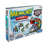 Memory Game Transformers Rescue Bots Edition
