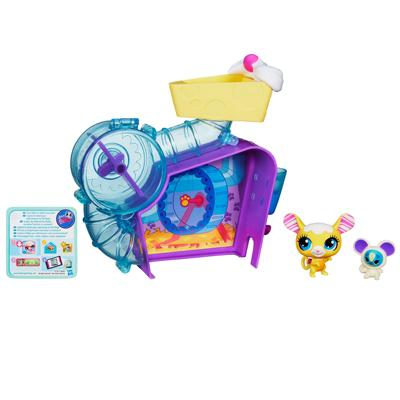 Littlest Pet Shop Sweetie Mouse Playset