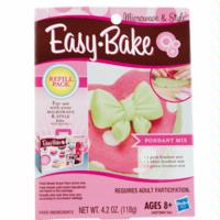 EASY-BAKE MICROWAVE AND STYLE Fondant Mix Refill Pack