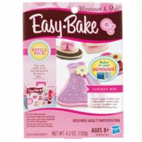 EASY-BAKE MICROWAVE AND STYLE Cookie Mix Refill Pack