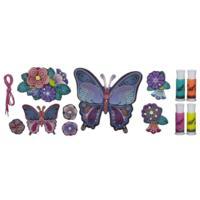 DohVinci Butterfly Wall Art Refill Kit