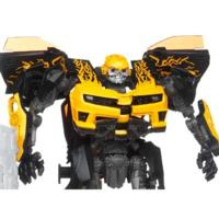 TRANSFORMERS DARK OF THE MOON MECHTECH Deluxe Class CYBERFIRE BUMBLEBEE