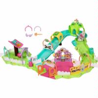 FURREAL FRIENDS FURRY FRENZIES SCOOT & SCURRY CITY Playset