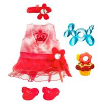 CRIB LIFE CRIB STYLES BIRTHDAY PRETTY Outfit Set