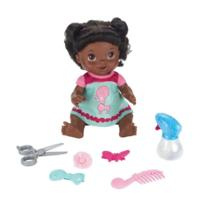 BABY ALIVE BEAUTIFUL NOW BABY African American Doll