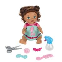 BABY ALIVE BEAUTIFUL NOW BABY Hispanic Doll