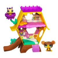 LITTLEST PET SHOP CUTEST PETS HONEY HIDEAWAY Playset