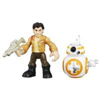 Preschool Heroes Star Wars Galactic Heroes 2-Pack BB-8 and Poe Dameron