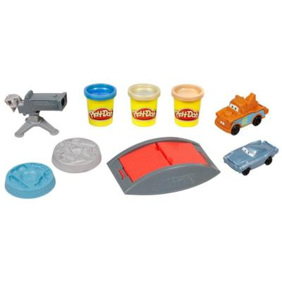 PLAY-DOH Cars 2 MATER'S UNDERCOVER MISSION Set