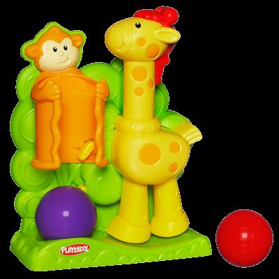 PLAYSKOOL POPPIN' PARK Kickin' Giraffe Toy