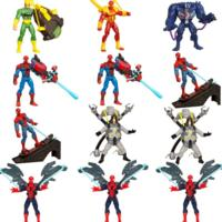 MARVEL ULTIMATE Power Webs Figures 12 Pack Value Pack