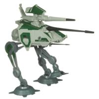 Star Wars The Clone Wars AT-AP (All Terrain Attack Pod)