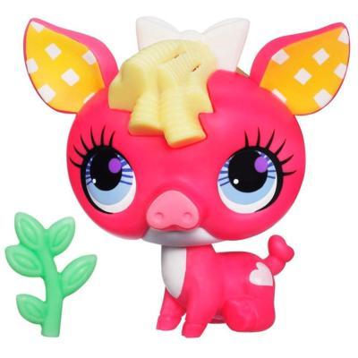 Littlest Pet Shop Sweet Snackin' Pets Pig Pet