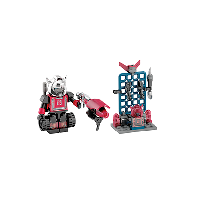 KRE-O Transformers Custom KREON Cliffjumper Set