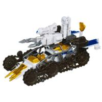 TRANSFORMERS DARK OF THE MOON CYBERVERSE AUTOBOT RATCHET Lunar Crawler