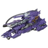 TRANSFORMERS DARK OF THE MOON CYBERVERSE SHOCKWAVE Fusion Tank