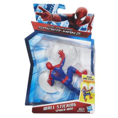 Marvel The Amazing Spider-Man 2 Wall Sticking Spider-Man Figure