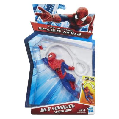 Marvel The Amazing Spider-Man 2 Web Slinging Spider-Man Figure
