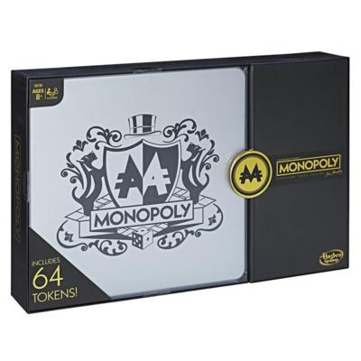 Monopoly Signature Token Collection