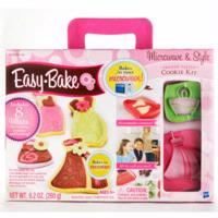 EASY-BAKE MICROWAVE & STYLE TRENDY TASTES Cookie Kit