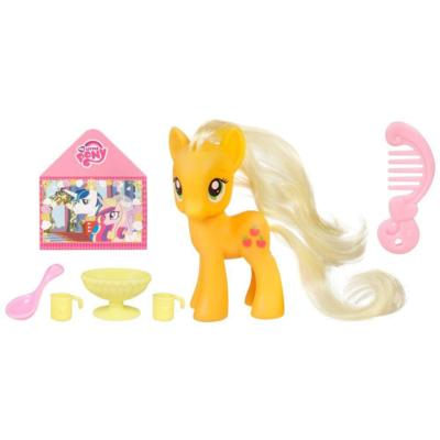 MY LITTLE PONY APPLEJACK Pony Figure
