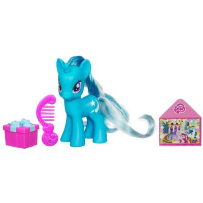 MY LITTLE PONY TRIXIE LULAMOON Pony Figure