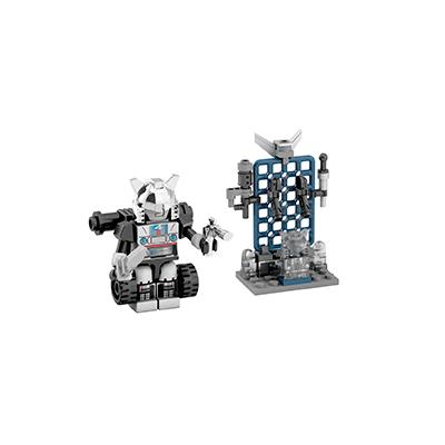 KRE-O Transformers Custom KREON Autobot Jazz Set